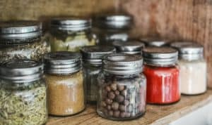 add ground ginger powder to your spice rack