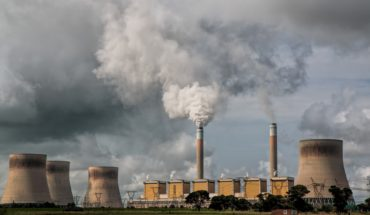 factory and pollution
