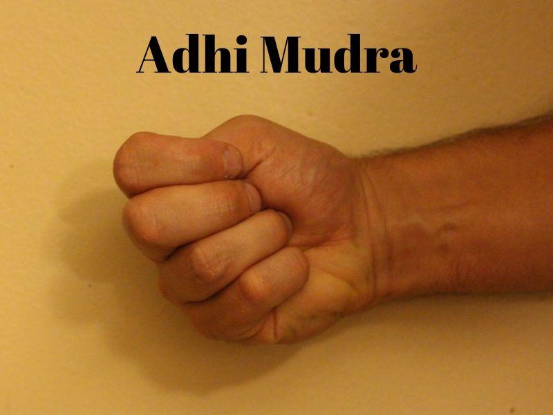 Adhi Mudra
