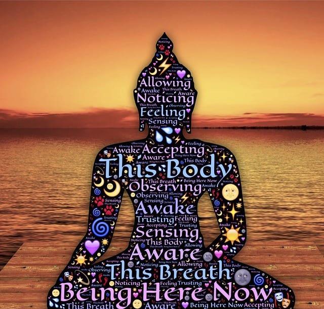 breath yoga art
