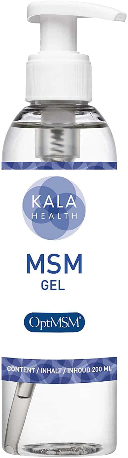 Kala Health MSM Gel, 200ml