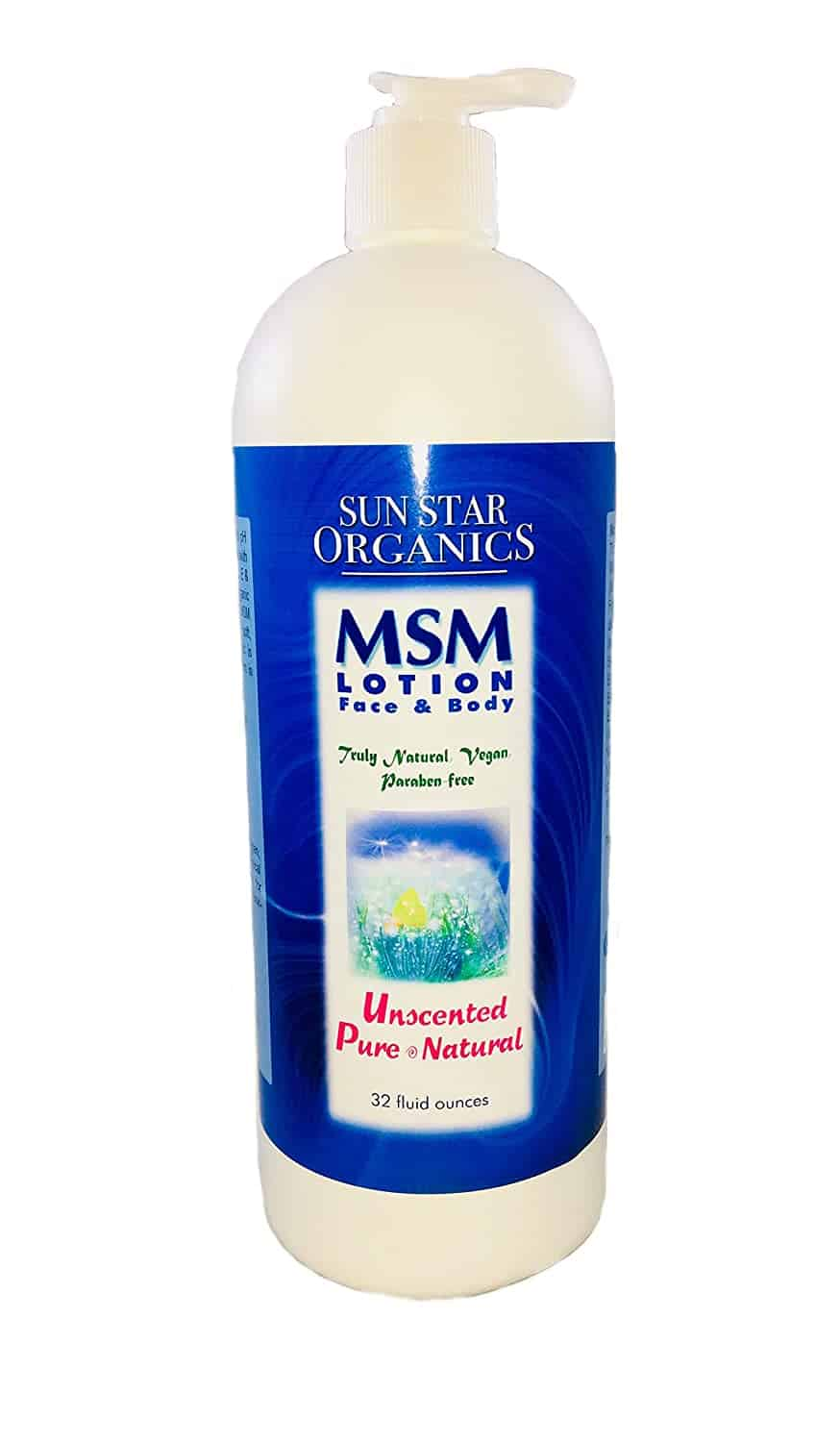 Sun Star Organics Lotion, 32 oz.