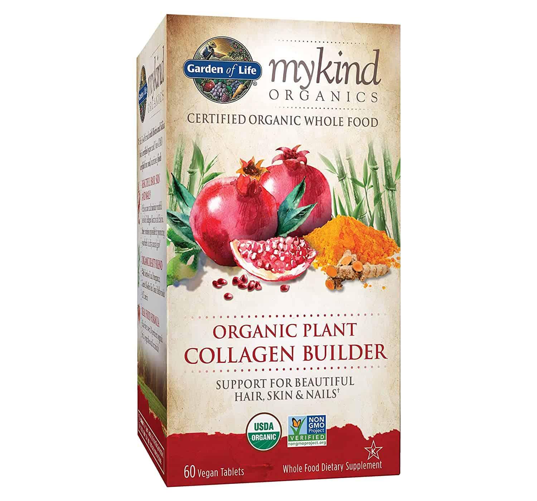 garden of life, plant collagen builder